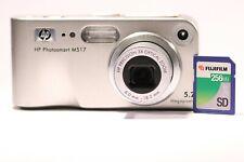 HP PhotoSmart R517 5.2MP Digital Camera