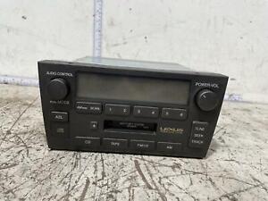 Lexus GS300 Head Unit JZS160 10/1997-12/2004