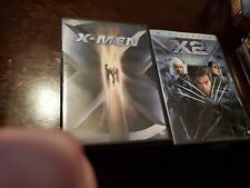 Xmen And Xmen 2 Dvd Lot