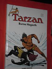 TARZAN- DI: BURNE HOGARTH-N°7 - CARTONATO-SIGILLATO- PLANETA DEAGOSTINI