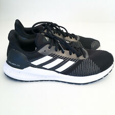 Adidas Solar Blaze Womens Running Shoes (B) (G27773) Size US 11 Black / White