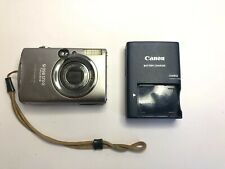 SILVER Canon Digital IXUS 850 IS 7.1MP Digital Camera