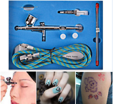 Sp130 Double-action Trigger Air-paint Control Airbrush