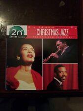BEST OF CHRISTMAS JAZZ  - VOLUME 2 - VERVE / UNIVERSAL CD - STILL SEALED