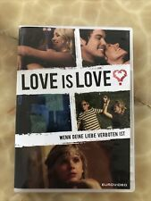 DVD Erotikfilm Love is Love