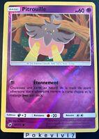Carte Pokemon PITROUILLE 44/111 REVERSE Soleil et Lune 4 SL4 FR NEUF