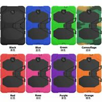 """Waterproof/Dirt Stand Case For Samsung Galaxy Tab E 9.6"""" 8.0"""" Tab A 8.0"""" 10.5"""""""
