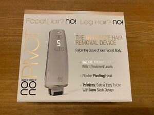 No No Pivot The Ultimate Hair Removal Device GENUINE NEW RRP £175