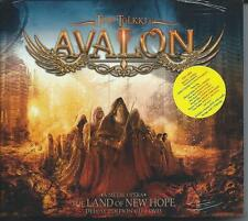 Timo Tolkki - Avalon - The Land of New Hope...A Metal Opera [Deluxe CD + DVD]