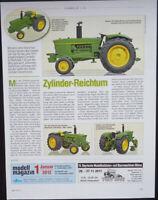 """Schuco 26412 # Dutra D4K Traktor Baujahr 1964 in /"""" hellblau-weiß /"""" 1:87 NEU"""