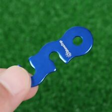 New listing Rope Adjuster Anwing Tarp Tensioner For Camping Rope Buckle Tent Rope Tensioner