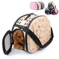 du transporteur pliage cage les chats, sac de voyage les chiens de sac à main