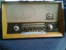 LOEWE OPTA MAGNET Röhrenradio TYP 5725 W  nostalgisch