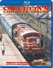 Calcutta's Colorful Trains BLU-RAY NEW Highball India Howrah Station Kamarkundu