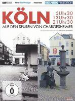 DOKUMENTATION - KÖLN 5 UHR 30/13 UHR 30/21 UHR 30  DVD NEU