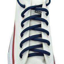"Oval Sneakers Shoelaces Athletic Shoelaces 36"",45"" 17 Color Shoelaces  1 Pair"