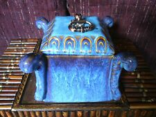 New listing Antique Porcelain / Brass - Humidor - Tea Caddie - Vase - Storage Box - Urn