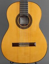 2005 Teruaki Nakade C30 Classical Guitar & Case Beautiful Worldwide  Shipping