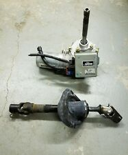 02-07 Saturn Vue 05-06 Equinox  electric power steering pump motor