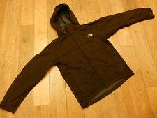 THE NORTH FACE TNF GORE-TEX PACLITE SHELL PARKA JACKET COLOUR:BROWN SIZE:SMALL