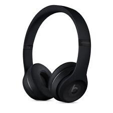 Beats by Dr. Dre Solo3 Wireless Headband Headphones - Matte Black