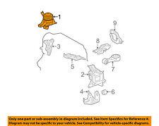 TOYOTA OEM 07-11 Yaris-Engine Motor Mount Torque Strut 1230521200