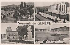 AK  Souvenir de Genève