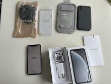 Apple iPhone XR - 64GB - Weiß (Ohne Simlock) A2105 (GSM)