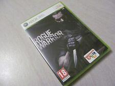 NEUF NEW rogue warrior XBOX 360 blister sealed francais