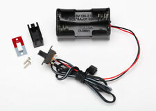 New Traxxas Replacement Part 3170X Battery Holder, 4 Cell w/ On-Off Switch