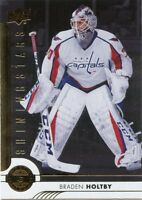17/18 UPPER DECK SHINING STARS #SSG-1 BRADEN HOLTBY CAPITALS *42996