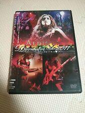 Aldious - Determination Tour Live at Shibuya O-East DVD - Japan Metal Rami