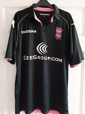Birmingham City Diadora Pink & Black Away Shirt 2012 / 13 Blues Size Large KRO
