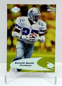 1998 Collector's Edge Odyssey Emmitt Smith HoloGold 4th Quarter #206H Rare