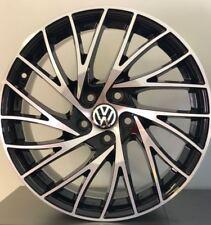 "Cerchi in lega Volkswagen Golf 5 6 7 Passat Tiguan T-Roc da 18"" NUOVI Offerta"
