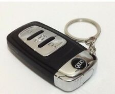 Audi CAR KEYRING WINDPROOF CIGARETTE LIGHTER With Torch REFILLABLE JET FLAME