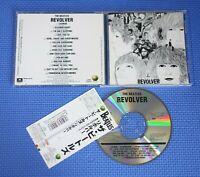 The Beatles - Revolver, JAPAN CD OBI_TOCP-51117