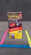 FLIP CLIPS Bi-Directional LED Hold C7, C9 & Miniature Lights 75 Count nib