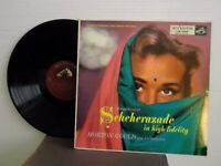 "Morton Gould,RCA LM-1956,""Scheherazade"",US,LP,mono,Red Seal,shade dog,1956,Mint-"