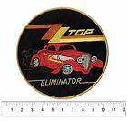 ZZ Top Eliminator Back Patch ORIGINAL VINTAGE 9