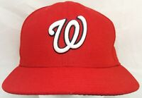 Washington Nationals MLB New Era 59fifty 7&1/4 fitted cap/hat
