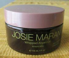 Josie Maran Whipped Argan Oil - Body Butter - Limoncello - 4 oz.