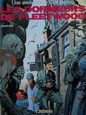 Une aventure de Cliff Burton LES DORMEURS DE FLEETWOOD ed. Dargaud - rif.123