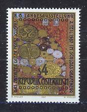 AUSTRIA 1987 MNH SC.1395 Gustav Klim