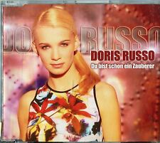 Doris Russo   CD-MAXI   DU BIST SCHON EIN ZAUBERER