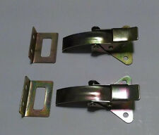 Arcade / pinball console panel latches Set of 2