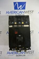 Fab36020 Square D 20A 600V Bolt Tighten I Line Fab Circuit Breaker Tested