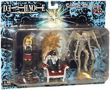Death Note Collectible Mini Figure (Misa Amane, Rem and L) Vol. 2 Jun D-535