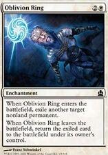 Anello dell'Oblio - Oblivion Ring MTG MAGIC Com Ita