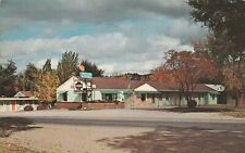 A)  Spearfish, SD - Bell's Motor Lodge - Exterior and Signage - Street View